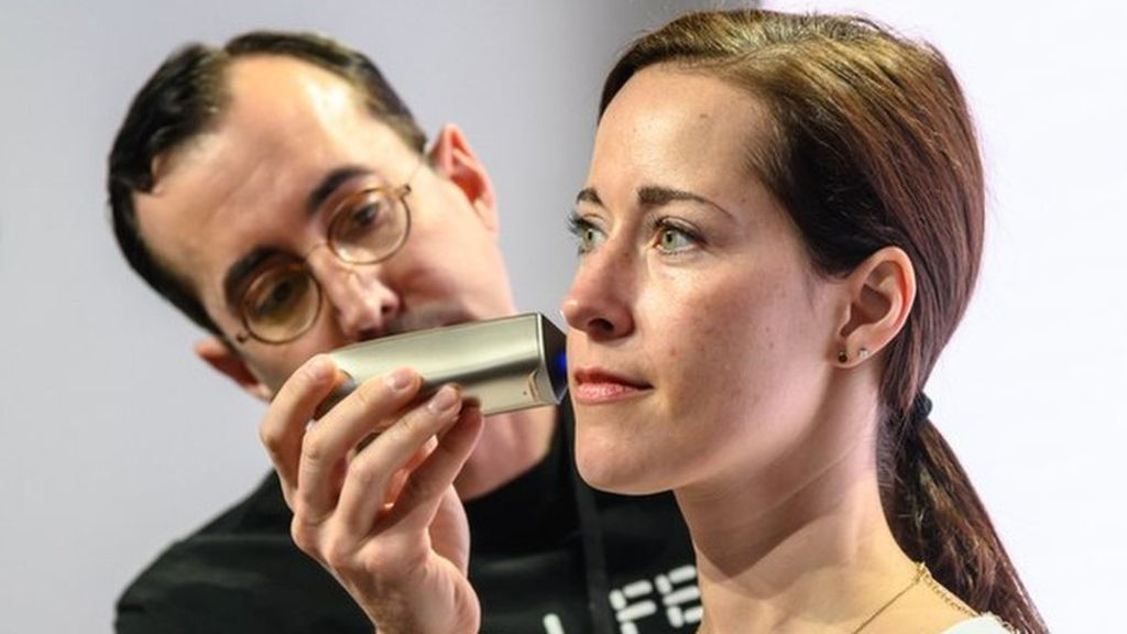 Technology Meets Skincare